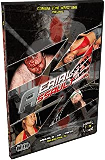 Combat Zone Wrestling - Aerial Assault DVD