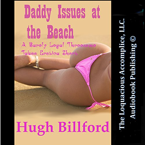 Daddy Issues at the Beach audiobook cover art