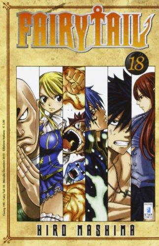 Fairy Tail (Vol. 18)