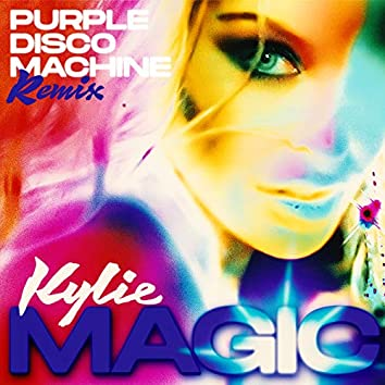 Magic (Purple Disco Machine Remix)