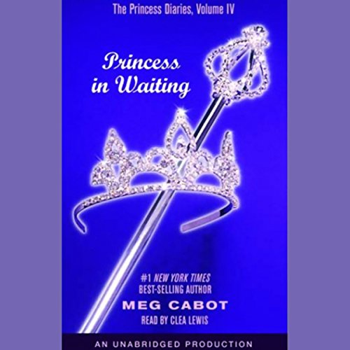 Princess in Waiting audiobook cover art