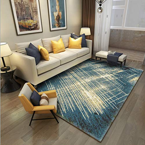 Tapijten en tapijten, Europees, modern, minimalistische stijl, slaapkamer, woonkamer, nachtkastje, tapijt, badmat, antislipmat (80 x 160 cm/120 x 160 cm/140 x 200 cm) Carpets 140*200cm H.