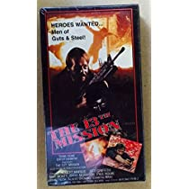The 13th Mission [VHS]