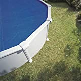 Gre 772997 - Copertura estiva isotermica per piscina rotonda da 350 cm di diametro