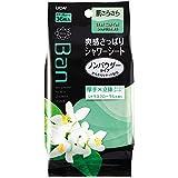 Ban(バン) 爽感さっぱりシャワーシート ノンパウダータイプ シトラスフローラルの香り 36枚