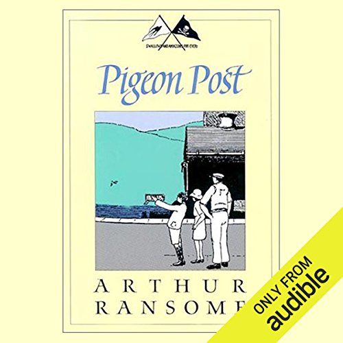 Pigeon Post     Swallows and Amazons              De :                                                                                                                                 Arthur Ransome                               Lu par :                                                                                                                                 Alison Larkin                      Durée : 11 h et 11 min     Pas de notations     Global 0,0