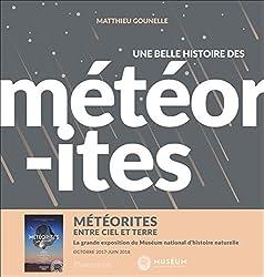 météorites entre ciel et Terre - Matthieu Gounelle