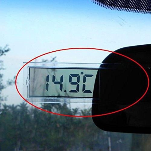 Gazechimp Capteur De Température LCD Digital Thermomètre Voiture Camion Extérieurs Pour Maison Bureau