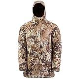 Kryptek Vellus Anorak Camo Hunting Jacket (Vellus Collection), Highlander, XL