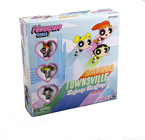 Powerpuff Girls Board Game