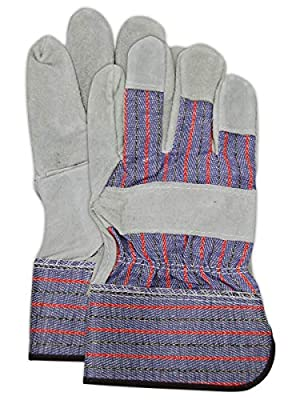 Magid Glove & Safety TB325IEST Cow Split Leather Palm Glove