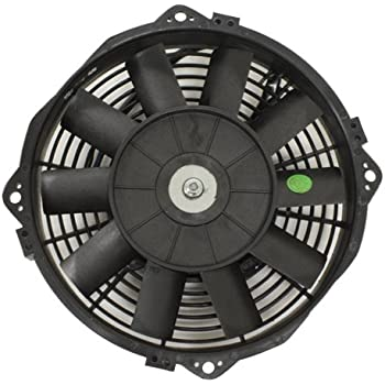 "CFR Performance 8"" High Performance Electric Radiator Cooling Fan - Flat Blade"