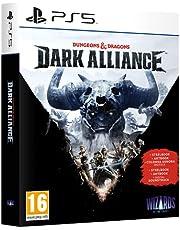 Dungeons & Dragons: Dark Alliance (con Steelbook) - Special -
