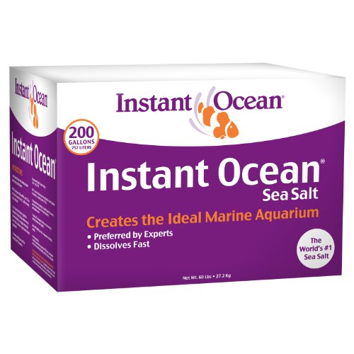 Top Pick: Instant Ocean Reef Crystals Salt