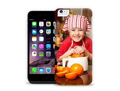 Personaliza tu carcasa - Carcasa Personalizada para iPhone 6 Plus - Diséñala con Fotos y Texto