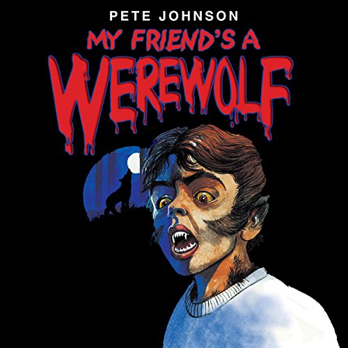 My Friend's a Werewolf cover art