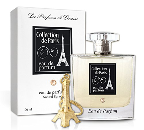 Eau de Parfum Creations Eleven Paris Crystal Luxe da uomo, 100 ml