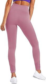 Yoga Pants Plus Size Womens 4-Way Elastic Perforated Leg Plates High Waist Comfortable Breathable Anti-Tear Slim Pants