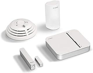 Bosch Smart Home Veiligheidsstarterset met app-functie (compatibel met Apple Homekit)
