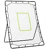 HOMCOM Rebounder Net Kids Adults Soccer Football Game Spot Baseball Softball Training Aid