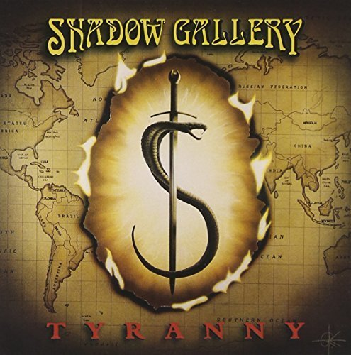 TYRANNY by Shadow Gallery (2013-05-03)