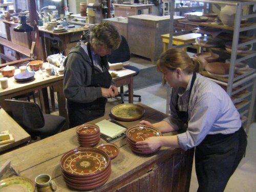 Plantilla plan negocios apertura tienda cerámica