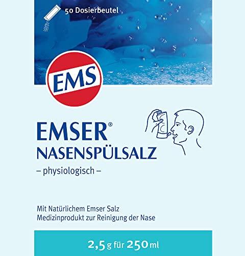 Siemens EMSER Nasenspülsalz Bild