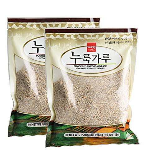 Wang Nuruk Korean Fermentation Starter, 16 Ounce