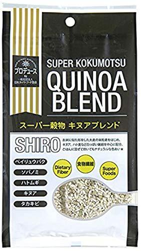 小谷穀粉 キヌア SHIRO 20gX5 [5859]