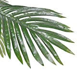 vidaXL Cycaspalme künstliche Palme Cycas Kunstpalme Kunstpflanze Kunstbaum 150cm - 4