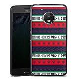 DeinDesign Motorola Moto G5 Coque Étui Housse PSG Paris Saint-Germain Produit sous Licence...