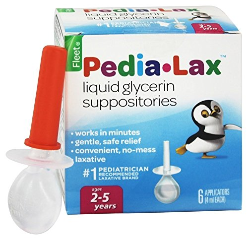 Pedia-Lax Enema - 2.25 oz - 6 ct