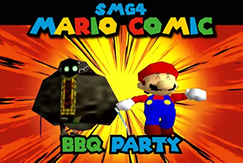 BBQ Party (English Edition)