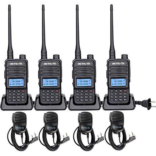 Best long range walkie talkies 200 miles