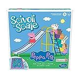 Hasbro Gaming - Hasbro Chutes And Ladders: Peppa Pig Edition-Juegos para niños de 3 años en adelante, para 2-4 jugadores, F2927103