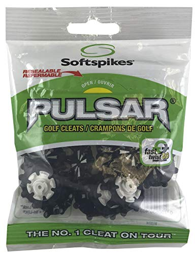 LEGEND Softspikes Pulsar Kit Ft - Tacos para Zapatos de Golf