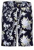 Street One 372174 Jane Bermudas, Multicolor (Deep Blue 31238), 38 (Talla del Fabricante: 36) para Mujer