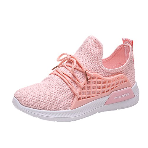 Cramberdy Schuhe Damen Turnschuhe Freizeit Halbschuhe Damen Weiss Sneaker Damen Sommer Schuhe Schwarz Freizeitschuhe Laufschuhe Weiche Turnschuhe Atmungsaktiv Sportschuhe Loafers Outdoor Schuhe