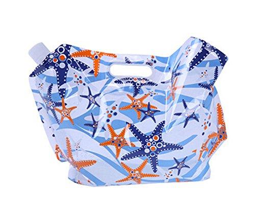 portable bouteille sport/sac de sport de l'eau, 5 L(06)