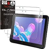 TECHGEAR [2 Piezas] Vidrio Compatible con Samsung Galaxy Tab Active Pro 10.1' 2020 (SM-T540 / SM-T545) Protector de Pantalla Vidro Templado [Dureza 9H] [Alta Definición] [Sin Burbuja]