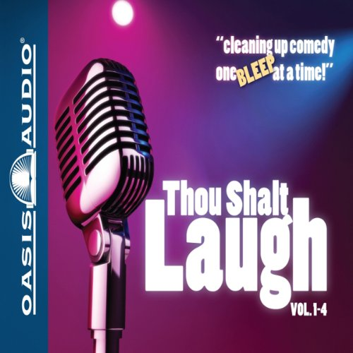 Thou Shalt Laugh audiobook cover art