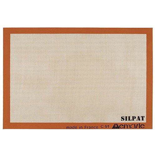 "Silpat Silicone Nonstick Baking Sheet Mat 16 ½ x 11 5/8"""