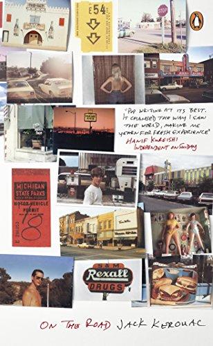 On the road: Jack Kerouac