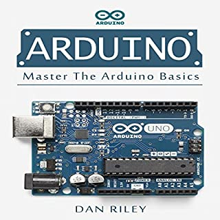 Arduino audiobook cover art