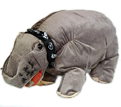 Bert The Farting Hippo Plush Toy 15 inches