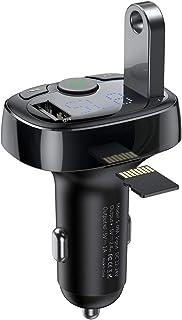 Transmissor Fm Baseus Veicular Bluetooth Usb Cartão Pendrive
