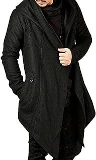 Original Design Autumn Winter Men`s Long Sleeve Clothing Sweatshirt Hoodie Men Hooded Cardigan Loose Cloak Outerwear
