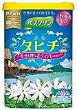 バスクリン 世界紀行 タヒチ 幸せを呼ぶ花ティアレの香り 600g