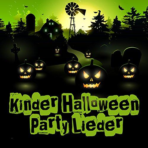 - Kinder Halloween Party