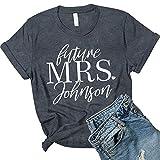 Personalized Future Mrs Shirt, Future Mrs,...